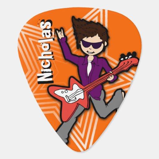 aqua hair dark guitar - photo #20