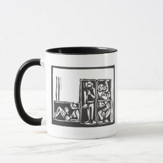 Boys in a Box Mug