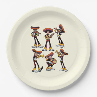Boys In The Band HHM Party Paper Plates