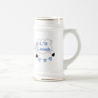 Boys Lamb 3rd Birthday Gifts Mug