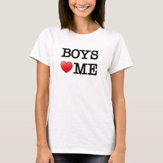 Boys love me T-Shirt