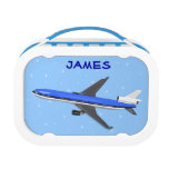 Boys Lunch Boxes With Airplane