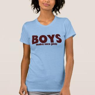 BOYS - Make Nice Pets Tees