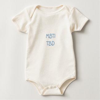 Boy's MBTI Baby Bodysuit