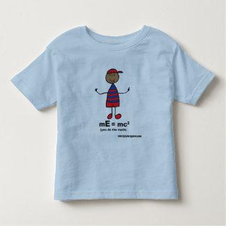 Boy's mE=mc2 Ringer T-shirt