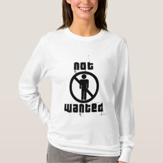 Boys not Wanted AA Hoody Long Sleeve (Fitted)
