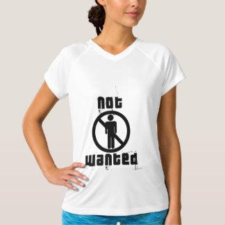 Boys not Wanted Performance Micro-Fiber Sleeveless T-Shirt