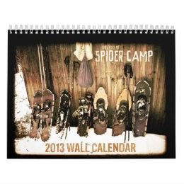 Boys of Spider Camp 2013 Calendar