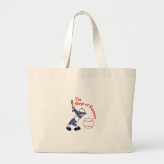 BOYS OF SUMMER TOTE BAGS