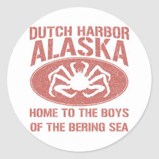 Boys of the Bering Sea! Stickers