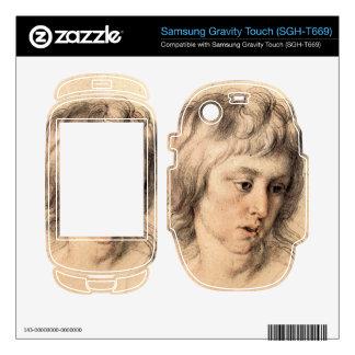Boys portrait by Paul Rubens Samsung Gravity Touch Skin