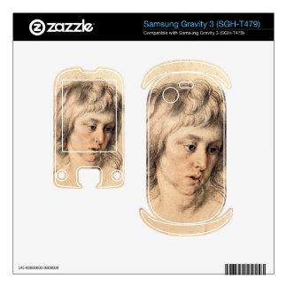 Boys portrait by Paul Rubens Samsung Gravity 3 Skins