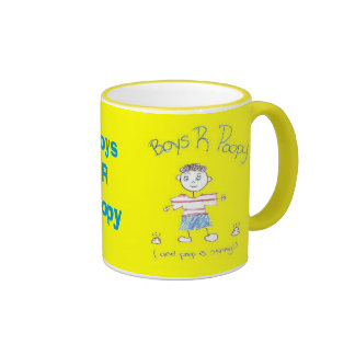 Boys R Poopy Mug