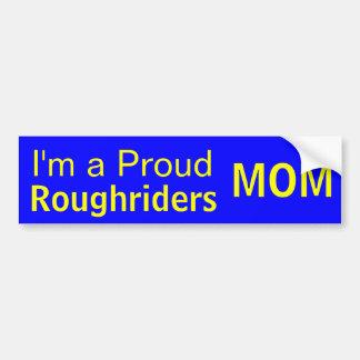Boys Ranch High School PROUD Mom bumper sticker