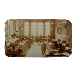 Boy's Recreation Room at the Deaf and Dumb Institu iPhone 3 Cover
