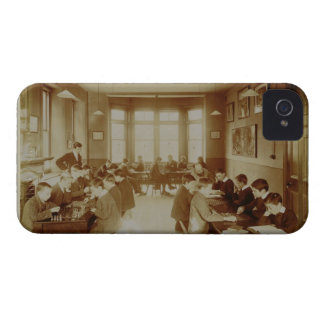 Boy's Recreation Room at the Deaf and Dumb Institu Case-Mate iPhone 4 Case