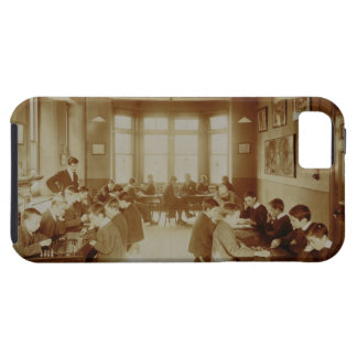 Boy's Recreation Room at the Deaf and Dumb Institu iPhone SE/5/5s Case