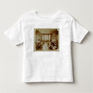 Boy's Recreation Room at the Deaf and Dumb Institu Toddler T-shirt