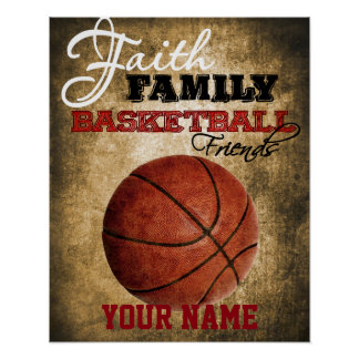 Boys Room Decor Basketball Personalized