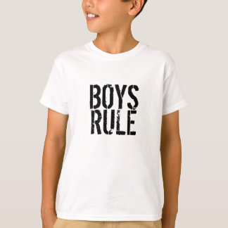 BOYS, RULE T-Shirt