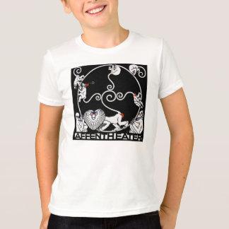 Boy's Shirt: Jugendstil - Affentheater T-Shirt