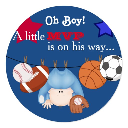 Baby Shower Sports Invitations For Boy as best invitation example