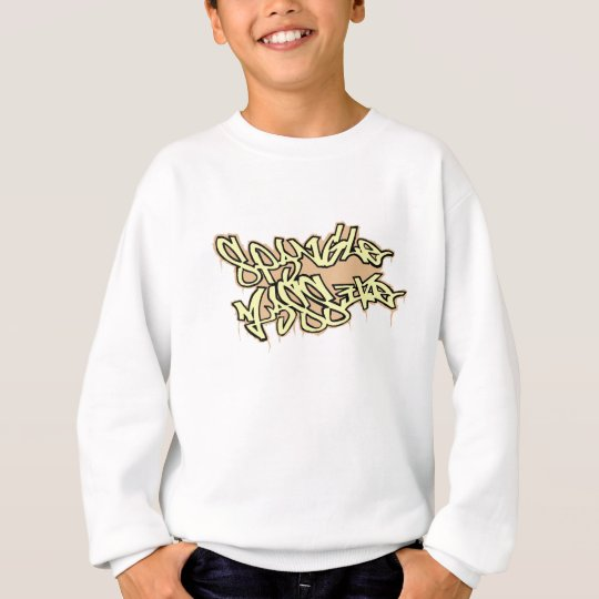 Boys sweater spangleMASSIVE logo
