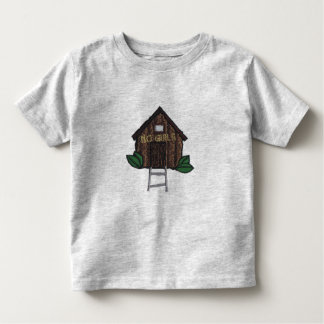 Boys Tree House Toddler T-shirt