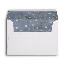 Boy's Twinkle Twinkle Little Star Envelope Liner
