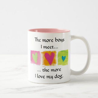 Boys vs. Dog Mug