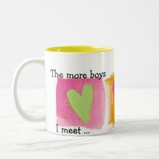 Boys vs. Dogs Mug