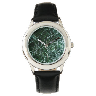 Boys Watch with Spider Web