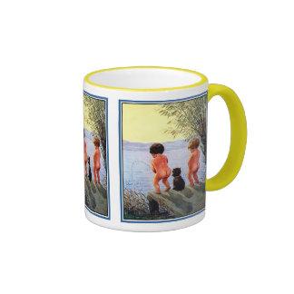 """Boys Will Be Boys"" Coffee Mugs"