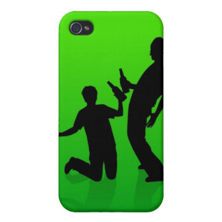 Boys Will Be Boys iPhone 4 Speck Case