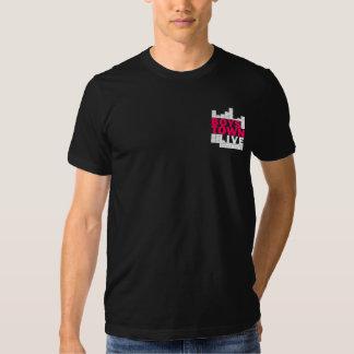 Boystown vivo -   camiseta remera