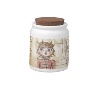 Boywithbook Candy Jars