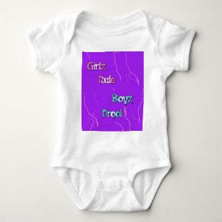 Boyz Drool Baby Bodysuit
