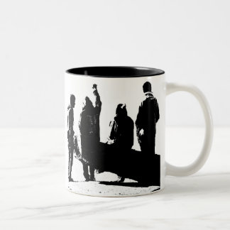 Boyz in the Hoodies Coffee Mug