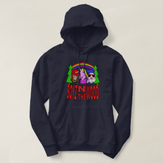 Boyz In The Wood Hoodie