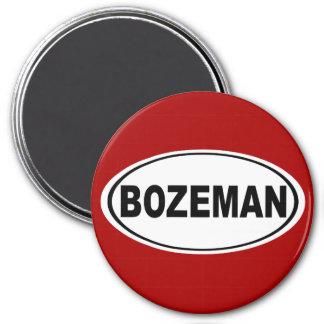 Bozeman Montana Magnet