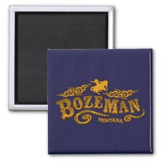 Bozeman Saloon Magnet