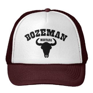 Bozeman Steer Mesh Hats