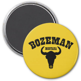 Bozeman Steer Magnets