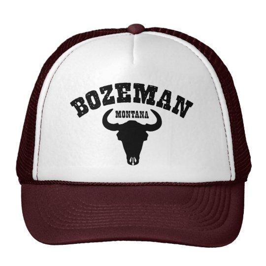 Bozeman Steer Trucker Hat