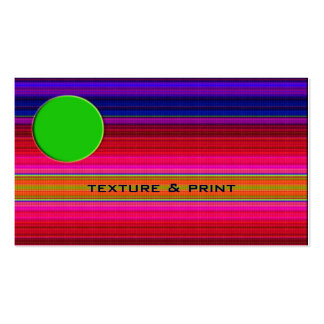 Bozeto Artistic I Double-Sided Standard Business Cards (Pack Of 100)
