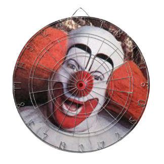 Bozo The Clown Dart Board