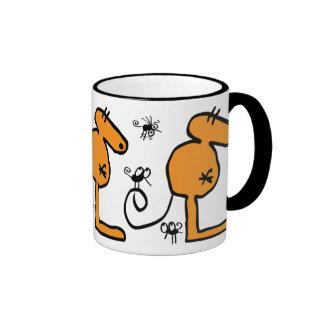 BoZoMug Ringer Coffee Mug