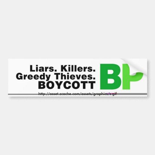 BP2, http://asset.zcache.com/assets/graphics/s.gif Bumper Sticker