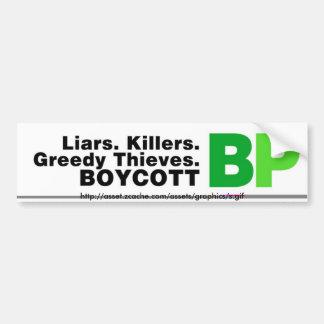 BP2, http://asset.zcache.com/assets/graphics/s.gif Car Bumper Sticker