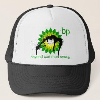 BP -  Beyond Common Sense Trucker Hat